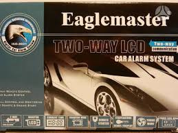Eagle Master Cl 500 Car Door Power Central Locking System With 4 Actuators
